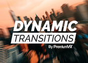 Premiumvfx dynamic transitions icon