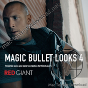 Red giant magic bullet looks 4 2 icon