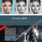 Vitaminbw plugin for adobe photoshop 2 icon