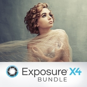 Alien skin exposure x4 bundle icon