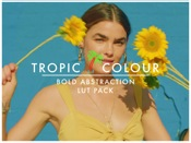 Tropic colour bold abstraction lut pack icon