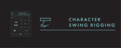 Character swing rigging icon