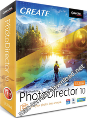 Cyberlink photodirector ultra 10 icon