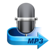 Sea soft mp3 audio recorder icon