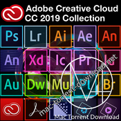 Adobe CC Collection 2019 (Updated 01 2019) download free | Mac