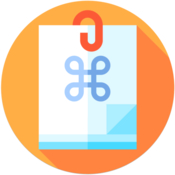 Clipsy copy clipboard manager icon
