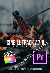 CMG – Cine LUTs for Sony A7III (Win/MacOS) Free Download
