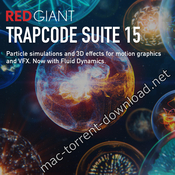 Red giant trapcode suite 15 icon