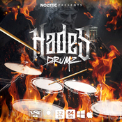 Industrykits hades drumz vst icon