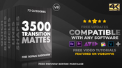 Ultimate transition mattes pack v8 icon