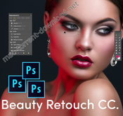 Beauty retouch cc 2 for photoshop icon