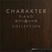 Cinematique instruments charakter piano collection icon