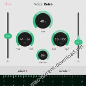 Denise audio noize retro icon