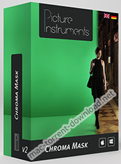 Picture instruments chroma mask 2 icon