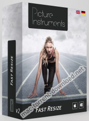 Picture instruments fast resize pro 2 icon