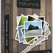Picture instruments sort n rename pro icon