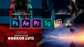 Triune digital luts collection 2019 icon