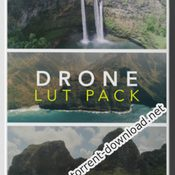 Tropiccolour drone luts icon