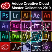 Adobe CC Masterrh Collection 2019 icon