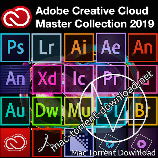 Adobe CC Master Collection 2019 (04 2019) download free | Mac