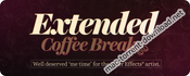 Extended coffee break ae icon