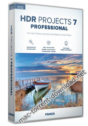 Franzis hdr projects 7 professional icon