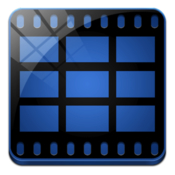 Movie thumbnails maker icon