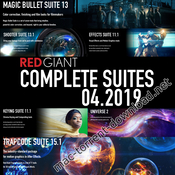 Red giant complete suites 2019 04 icon