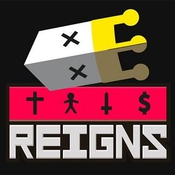 Reigns mac game icon
