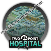 Two point hospital mac game icon