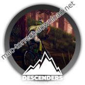 Descenders mac game icon