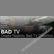 Aescripts rowbyte bad tv icon
