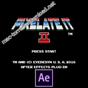 Eyedesyn pixelate it for after effects icon