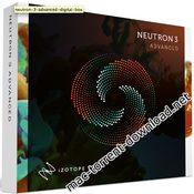 Izotope neutron advanced 3 icon