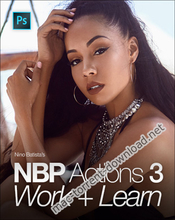 Nbp photoshop actions tools 3 icon