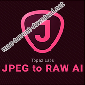 Topaz jpeg to raw ai icon