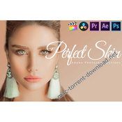 18 perfect skin photoshop actions acr luts icon