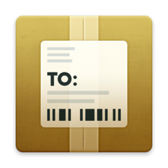 Deliveries a package tracker 3 icon