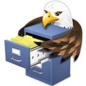 Eaglefiler archive and search documents of various formats icon