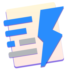 Fsnotes 3 note manager icon