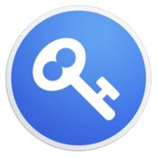 Keeweb crossplatform password manager icon
