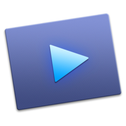 Movist pro media player with a high quality caption and more icon