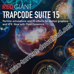 Red giant trapcode suite 1514 icon