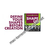 Shape up for after effects icon