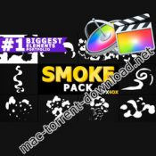 Smoke elements final cut pro x 24297870 icon