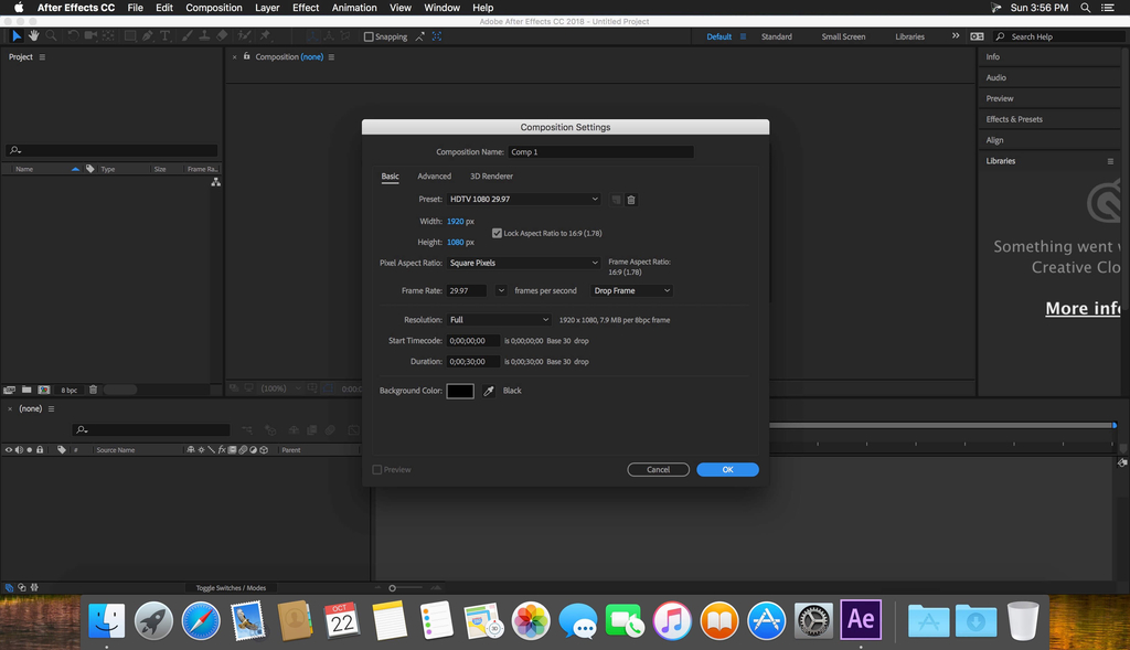 Adobe After Effects CC 2019 v1613 Screenshot 01 57tm51n