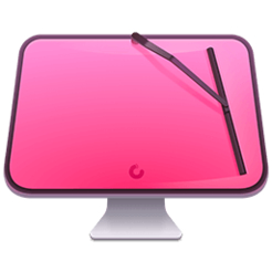 Cleanmymac x delete files that waste your disk space app icon
