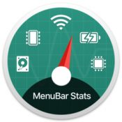 Menubar stats advanced system monitoring icon