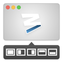 Moom allows you to easily move and zoom windows app icon