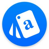 Rightfont lightweight font manager icon
